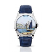 Fake Patek Philippe Calatrava Lake Geneva Barques Watch