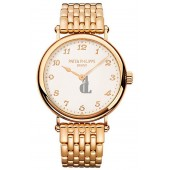 Fake Patek Philippe Calatrava Rose Gold Ladies Watch