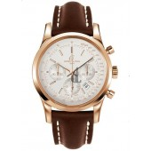 Breitling Transocean Chronograph Watch RB015212/G738  replica.
