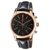 Breitling Transocean Chronograph Watch RB045112/BC68 435X  replica.