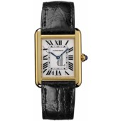 AAA quality Cartier Tank Solo Quartz Ladies W1018755 replica.