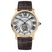 AAA quality Rotonde de Cartier Mens Watch W1556215 replica.