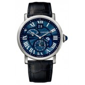 AAA quality Rotonde de Cartier Mens Watch W1556241 replica.
