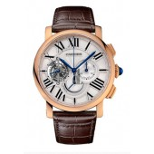 AAA quality Rotonde de Cartier Mens Watch W1556245  replica.