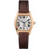 AAA quality Cartier Tortue Ladies Watch W1556360 replica.