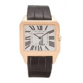 AAA quality Cartier Santos Dumont Mens Watch W2006851 replica.