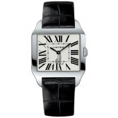 AAA quality Cartier Santos Dumont Ladies Watch W2009451 replica.