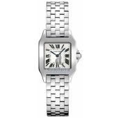 AAA quality Cartier Santos Demoiselle Small Ladies Watch W25064Z5 replica.