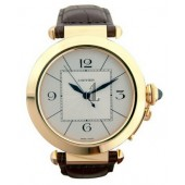 AAA quality Cartier Pasha Mens Watch W3018651 replica.