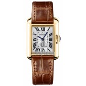 AAA quality C-artier Tank Anglaise Small Ladies Watch W5310028 replica.