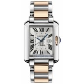 AAA quality Cartier Tank Anglaise Medium Ladies Watch W5310037 replica.