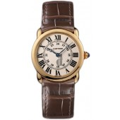 AAA quality Cartier Ronde Louis Ladies Watch W6800151 replica.