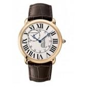 AAA quality Cartier Ronde Louis Mens Watch W6801001 replica.