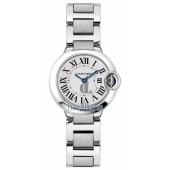AAA quality Ballon Bleu de Cartier Ladies Watch W69010Z4 replica.