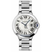 AAA quality Ballon Bleu de Cartier Ladies Watch W69011Z4 replica.