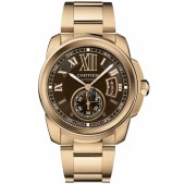 AAA quality Calibre De Cartier Chronograph Mens Watch W7100040 replica.