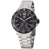 Replica Tag Heuer Formula 1 Grande Date Black Dial Mens  Watch WAU1110.BA0858