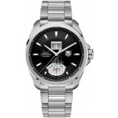 Replica TAG Heuer Grand CarreraCalibre 8 RS Grande Date and GMT Automatic watch WAV5111.BA0901