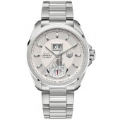 Replica TAG Heuer Grand Carrera Calibre 8 RS Grande Date and GMT Automatic watch  WAV5112.BA0901