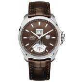 Replica TAG Heuer Grand Carrera Calibre 8 RS Grande Date and GMT Automatic watch  WAV5113.FC6231