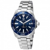 Tag Heuer Aquaracer Blue Dial Men's Watch WAY111C.BA0928 fake.