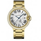 AAA quality Calibre De Cartier Mens Watch WE9007Z3 replica.