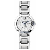 AAA quality Ballon Bleu de Cartier Ladies Watch WE902073  replica.
