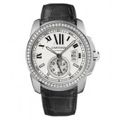 AAA quality Calibre De Cartier Mens Watch WF100003 replica.