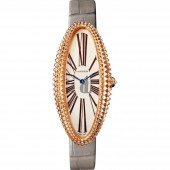Replica Cartier Baigniore Mechanical/Manual Winding WGBA0009 Womens Watch