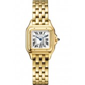 Cartier Panthere de Cartier Small Ladies Yellow Gold WGPN0008