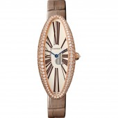 Replica Cartier Baigniore Mechanical/Manual Winding WJBA0006 Womens Watch