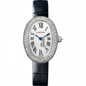 Replica Cartier Baigniore Quartz Movement WJBA0015 Womens Watch