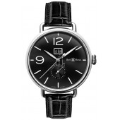 Grande Date and Reserve de Marche Bell & Ross Vintage Mens Watch WW1-90 Grande Date and Reserve de Marche fake