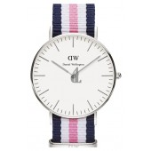 $85:Discounts Daniel Wellington Classic Southampton NATO Strap Watch 36mm
