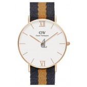 $89:Discounts Daniel Wellington Grace Selwyn Mixed Strap Watch 36mm