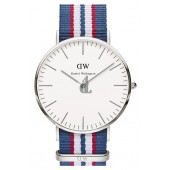$85:Discounts Daniel Wellington Classic Belfast NATO Strap Watch 40mm