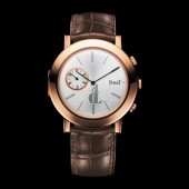Piaget Altiplano Double Jeu Mechanical Men's Replica Watch GOA35153