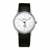 Piaget Altiplano White Diamond Ladies Replica Watch G0A29165