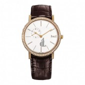Piaget Altiplano White Diamond Ladies Replica Watch G0A39107