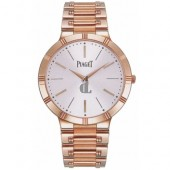 Piaget Dancer 18kt Pink Gold Ladies Replica Watch GOA34055