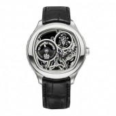 Piaget Emperador Skeleton Automatic Men's Replica Watch GOA40041