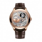 Piaget Emperador Skeleton Automatic Men's Replica Watch G0A38042