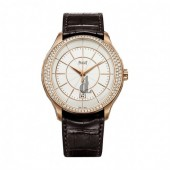 Piaget Gouverneur Guilloche Diamond Men's Replica Watch G0A39114