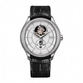 Piaget Gouverneured Guilloche Diamond Men's Replica Watch G0A37115