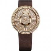 Piaget Limelight Dancing Diamond Pave Men's Replica Watch GOA37157