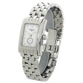 Replica Longines Dolce Vita L5.155.4.16.6 Womens Rectangle Stainless Steel Quartz Watch