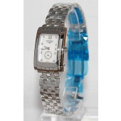 Replica Longines Dolce Vita L5.155.4.84.6 Womens Rectangle Stainless Steel Quartz Watch
