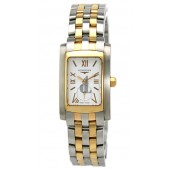 Replica Longines Dolce Vita L5.170.5.15.6 Womens Stainless Steel and 18k Gold Watch