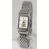 Replica Longines BelleArti L2.194.4.73.6 Womens Tonneau Stainless Steel Quartz Watch