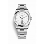 Rolex Oyster Perpetual 36 Oystersteel 116000 White Dial